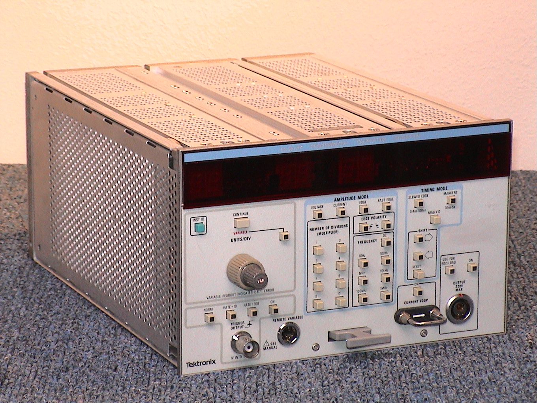Tektronix 015-0311-01 Pulse Head For Cg 551Ap And Cg 5001 Calibration Generators