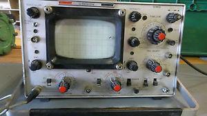 Ballantine 1066S 1066S Dual Trace Oscilloscope