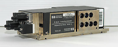 Keysight 10735A Three Axis Interferometer