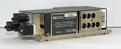 Keysight 10735A Three Axis Interferometer