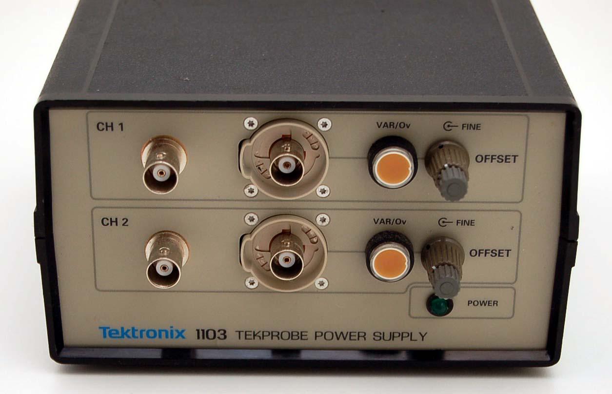 Tektronix 1103 Accessories