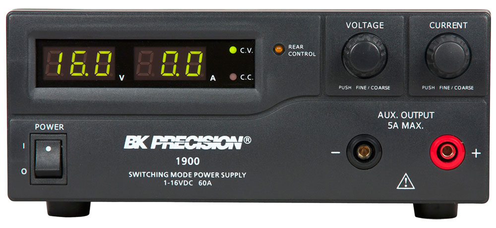 Bk Precision 1900 High Current Switching Dc Power Supply