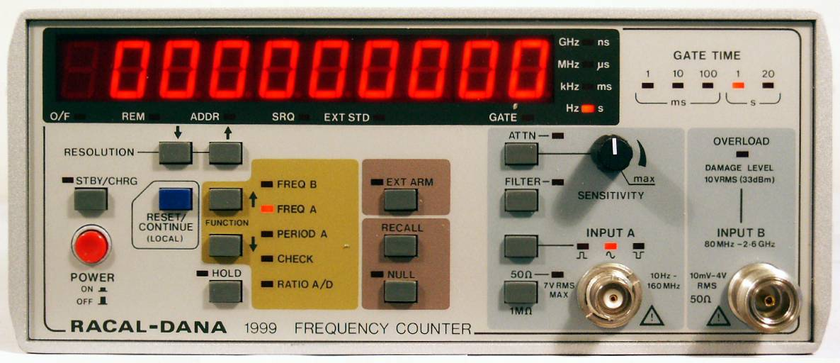 Racal Instruments 1999 Frequency Counter
