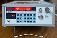 Eip Microwave 25B Cw Frequency Counters