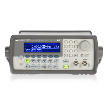 Keysight 33210A Function / Arbitrary Waveform Generator, 10 Mhz