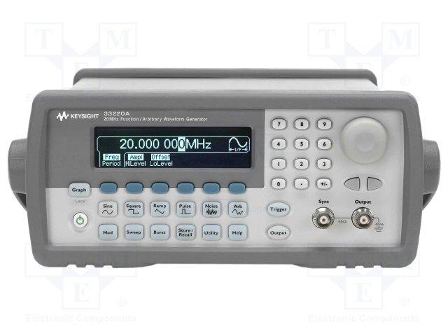 Agilent 33220A Function Generators