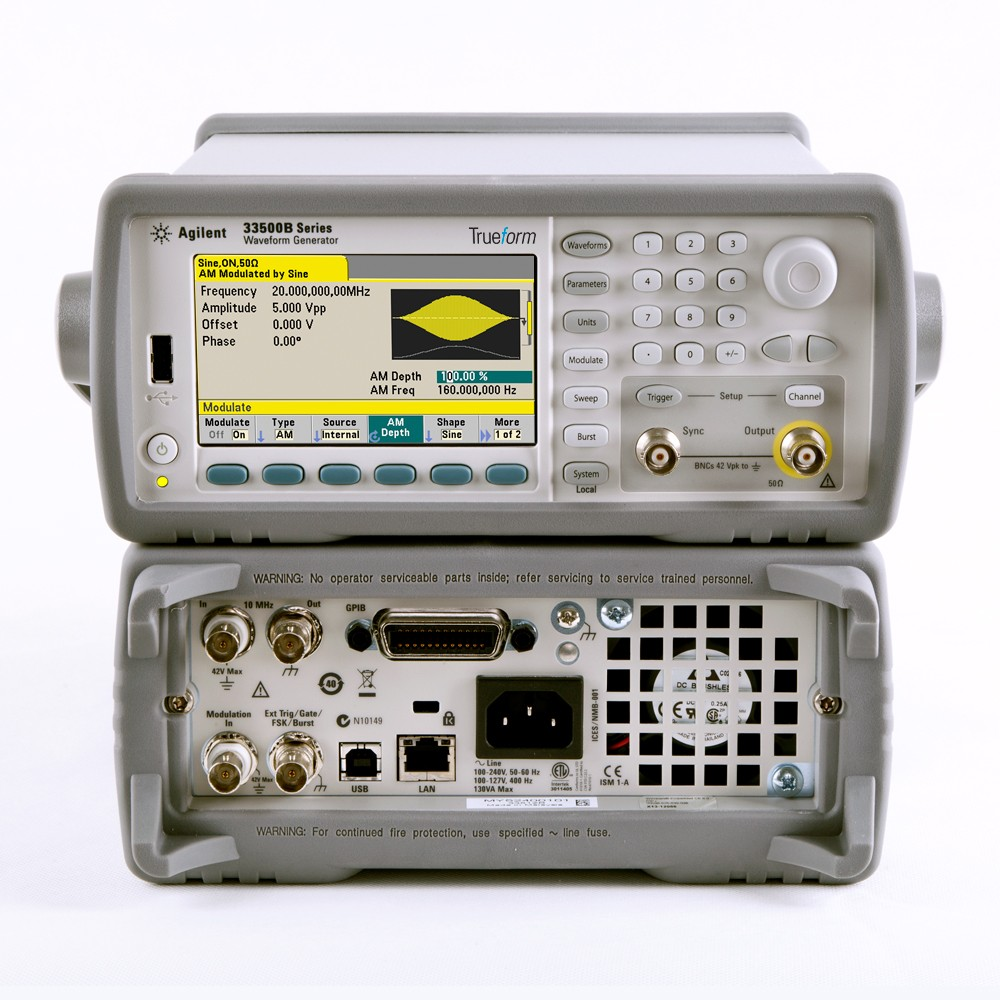 Keysight 33522B Waveform Generator