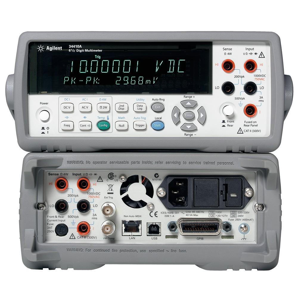 Agilent 34410A Multimeters