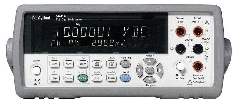 Agilent 34411A Multimeters