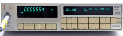 Wavetek 4950 Multifunction Transfer Standard