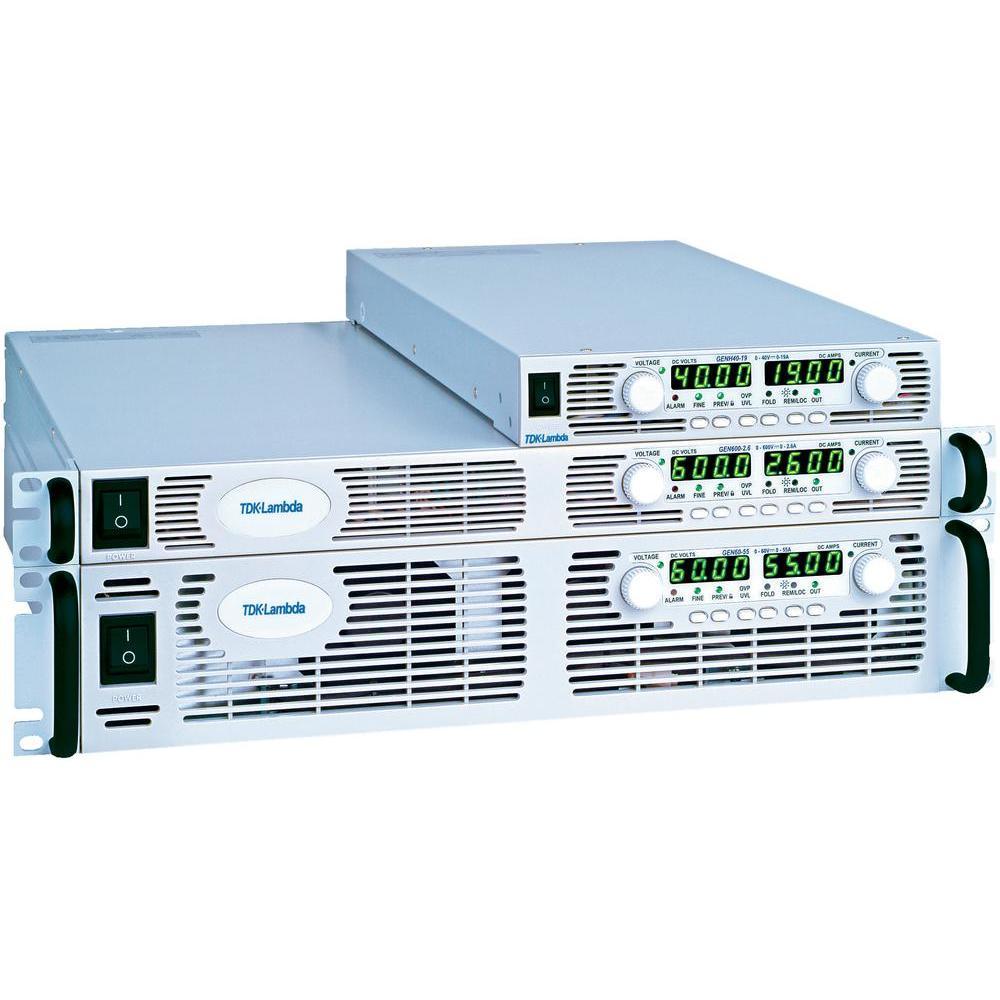 Tdk-Lambda Gen 60-40 60V, 40A, 2.4Kw, Dc Power Supply