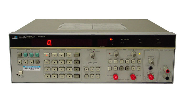 Agilent 5335A 200 Mhz Universal Frequency Counter