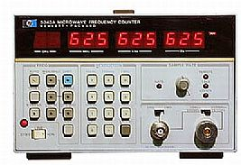 Agilent 5343A 26.5 Ghz Microwave Frequency Counter