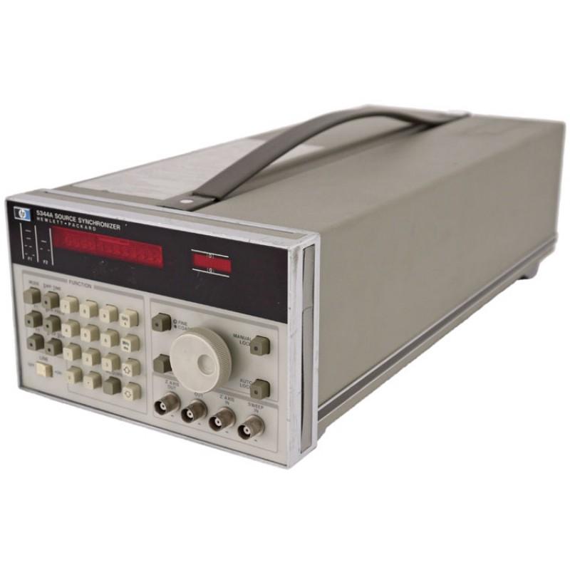 Agilent 5344A Microwave Source Synchronizer