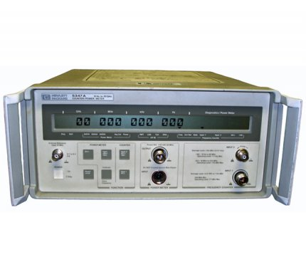 Agilent 5347A Microwave Counter/ Power Meter 20 Ghz