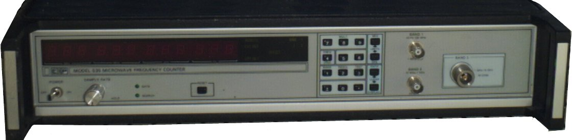 Eip Microwave 535 Cw Frequency Counters