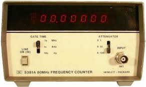 Agilent 5381A 10Hz To 80Mhz Counter