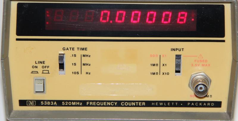 Agilent 5383A 520 Mhz Frequency Counter