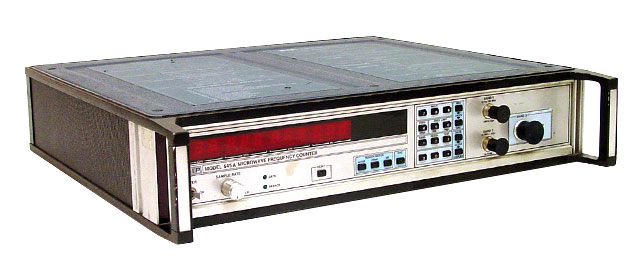 Eip Microwave 545A Cw Frequency Counters