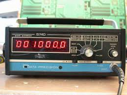 Data Precision 5740 5740 Frequency Counter