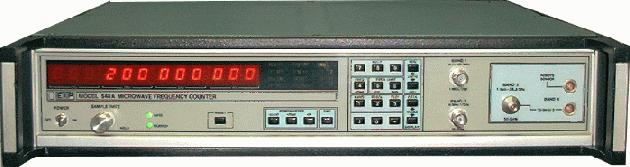 Eip Microwave 578 Microwave Source Locking Counter