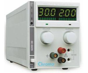 Chroma 6200-60 Power Supplies Dc