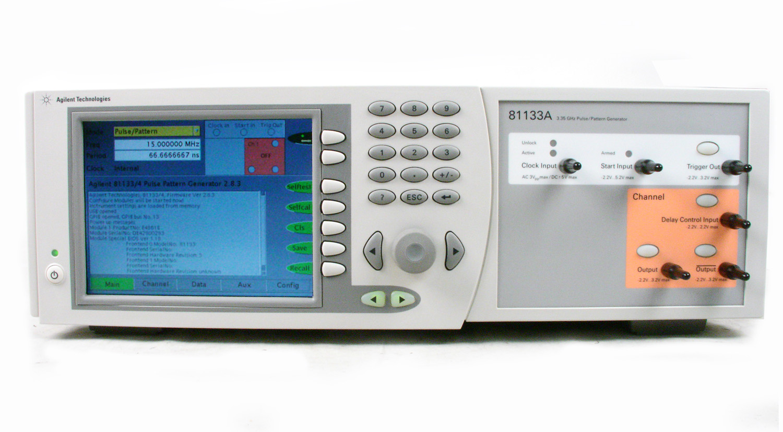 Keysight 81133A Pulse Pattern Generator