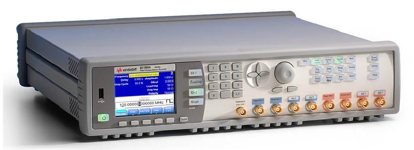 Keysight 81150A Pulse Pattern Generator