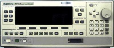 Agilent 83620B Synthesized Swept-Signal Generator