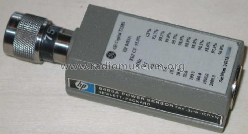 Keysight 8483A Power Sensor