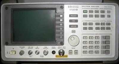 Agilent 8562B Portable Spectrum Analyzer