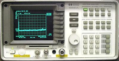 Agilent 8591A Spectrum Analyzers