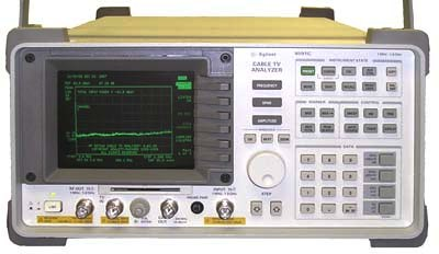 Agilent 8591C Portable Analyzer