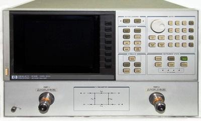 Agilent 8720B Microwave Network Analyzers