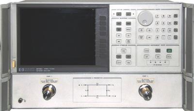 Agilent 8720C Microwave Network Analyzer