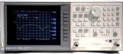 Agilent 8752C Network Analyzer