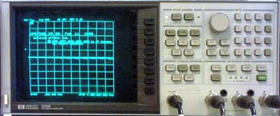Agilent 8753C Rf Network Measurements