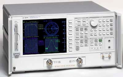 Agilent 8753Es S-Parameter Vector Network Analyzer