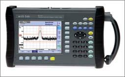 Willtek  Rf Spectrum Analyzer, 100 Khz - 7.5 Ghz