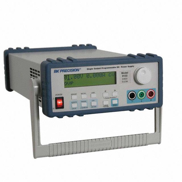 Bk Precision 9122 0-60V, 0-2.5A Professional Single Output Program Dc Pwr Sply