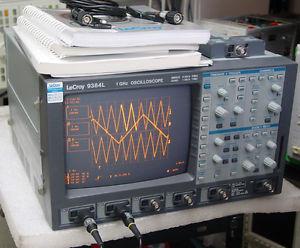 Teledyne Lecroy 9384L 1Ghz, 4Gs/S, 4 Ch Digital Oscilloscope