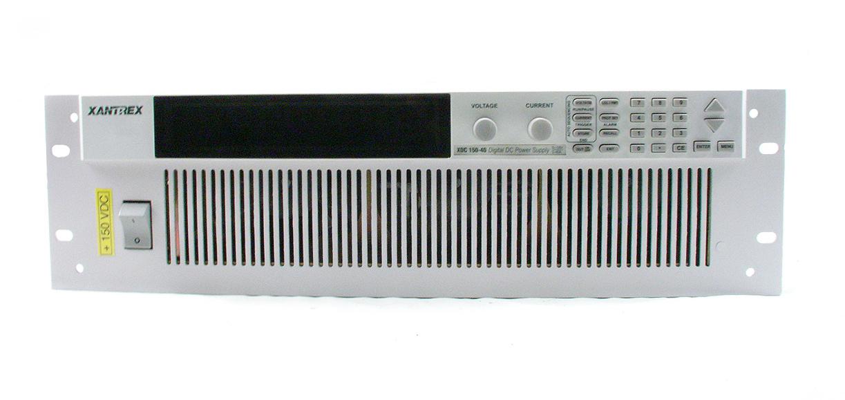 Xantrex Xdc100-120 100V, 120A, 12Kw, Dc Power Supply