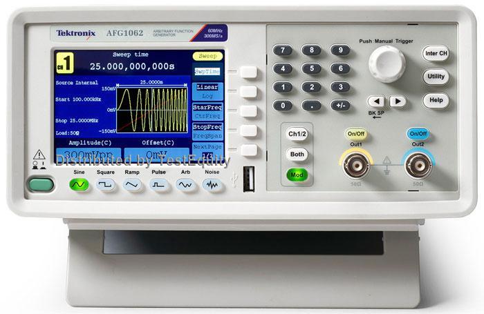 Tektronix Afg1062 Signal Generator