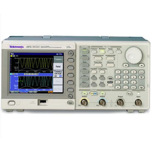 Tektronix Afg3052C Signal Generator
