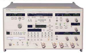 Anritsu Mp1763A Pulse Pattern Generator