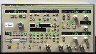 Anritsu Mp1763B Pulse Pattern Generator