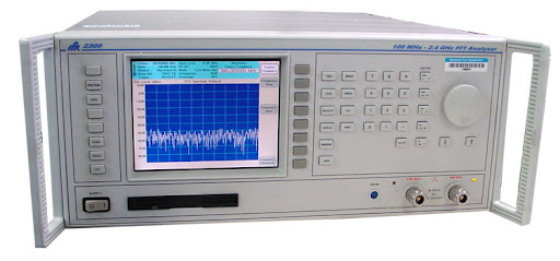 Aeroflex Inc  100 Mhz - 2.4 Ghz Fft Analyzer