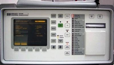 Agilent 37717B Communications Performance Analyzer
