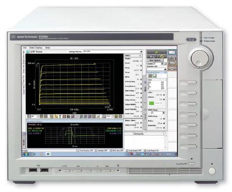 Keysight B1505A Power Device Analyzer