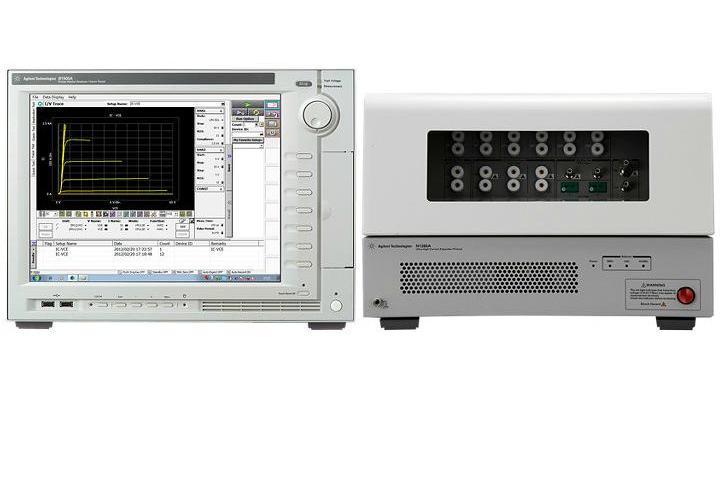 Keysight B1505Ap Pre-Configured Power Device Analyzer / Curve Tracer